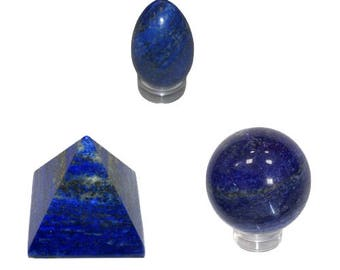 Composition feng shui in Lapis lazuli
