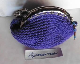 Coin purse clasp retro