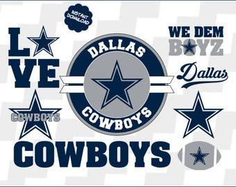 Dallas Cowboys Svg, Dallas Cowboys vector, Dallas Cowboys clipart, Dallas Cowboys football, Dallas Cowboys DXF, PNG, EPS