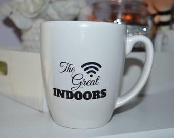The Great Indoors Mug