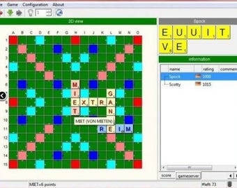 3D Scrabble Game for PC on PC