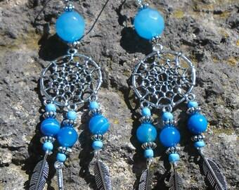 Earrings dream of peace