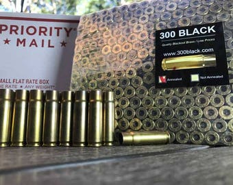 300 pack (Annealed) 300 Blackout Brass