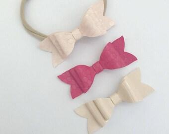 Baby Headband/ Nylon Headband/ Baby Accessories Australia