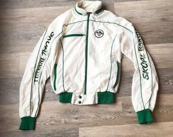 Vintage Skoal Lightweight Lined Racing Jacket