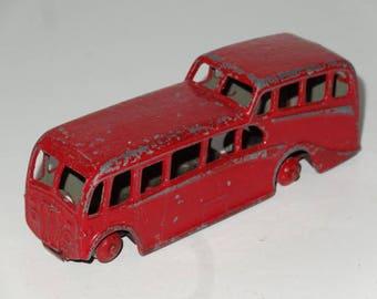 VINTAGE DINKY Toys  Red Observation COACH