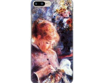Case for iPhone 4-5-6-7, the sewer Renoir
