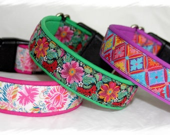 Dog Collar +Special price+ Jacquard Ribbon *Lovely*Design for Pet accessories fashion
