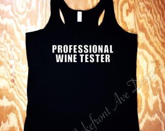 Pro Wine Taster Tank