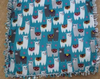 Tie knot blankets for Babies, kids, adults or pets. Your choice! You choose Fleece of your liking