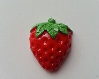 fraise  en résine  22*28mm