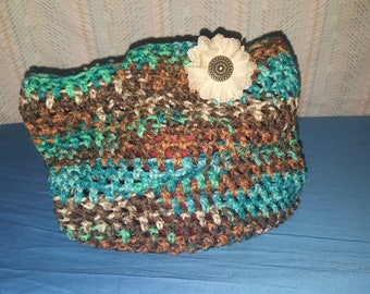 Crocheted Marketbag