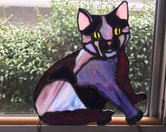 Purple Cat