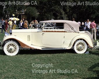 Rolls Royce Vintage Car Collection 001