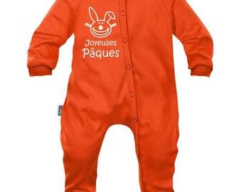 Baby pyjamas: Happy Easter