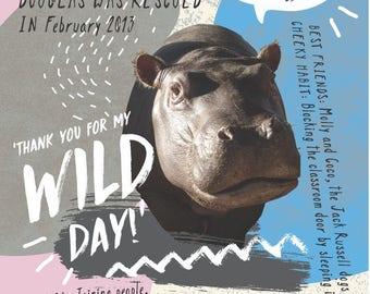 Wild Day for Douglas