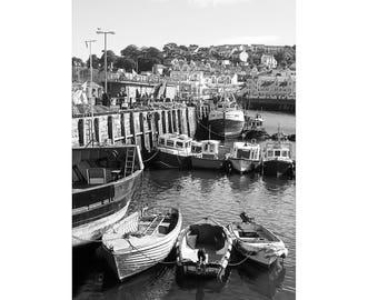 Brixham Boats