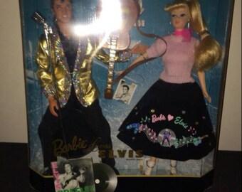 Barbie Loves Elvis Doll Set