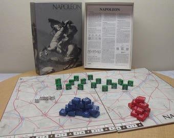 The Waterloo Napoleon Game