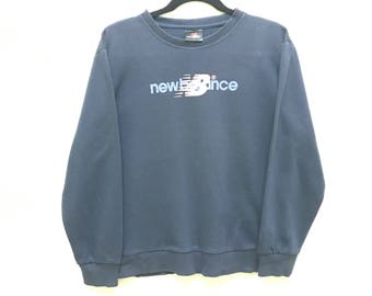 Sale!!! New Balance T-shirt Big Logo Spellout Embroidered Pullover Multicolors