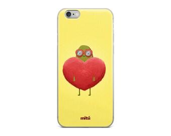 Guacardo Love Phone Case, Valentine's Case, Heart Case.