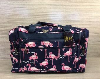 Flamingo Duffel Bag
