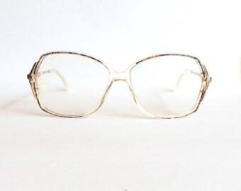 Deadstock vintage 1980's Metzler 7374 221 Glasses.