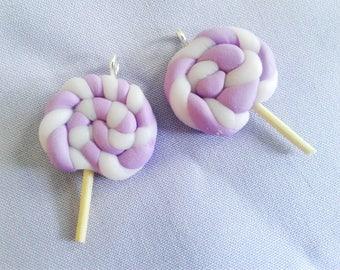 Lollipop charm