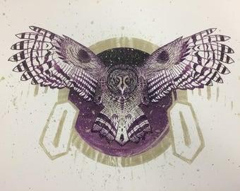 Place of Owls © EclipseTrio2017 - PRINT