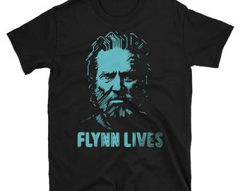 Flynn Lives Tron Tee
