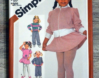 Pouch 5775 Simplicity sewing pattern - size large