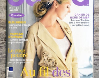 Magazine June 2009 Burda (114)