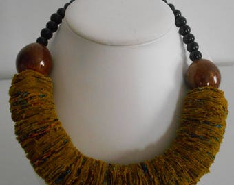 Handmade African fabric (Ankara)
