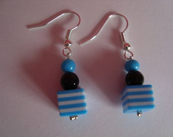 Collection of turquoise earrings