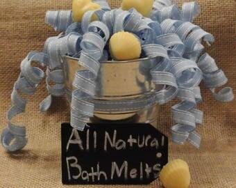 Sensitive Skin (Eczema, Psoriasis) Bath Melts