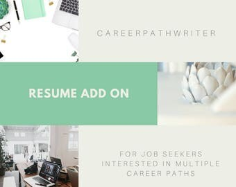 Resume Add On | Professional Resume Writing | Customized Resume Writing | Resume Writer |