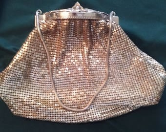 Vintage Whiting & Davis Co. Purse