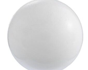 x 1 boule blanche 16 mm Musical de Bola de grossesse grelot mexicain