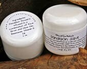 Dandelion Salve - Natural Skincare,  Stiff Joints and Muscles, Aches and Pains, All-Natural, Soothes Rough Dry Skin, Natural Products