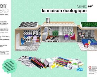 La maison écologique PLUS-MIEUX
