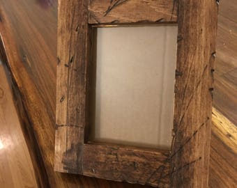 Rustic Frames and Woodworking