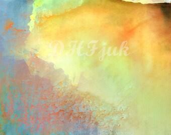Abstract art piece VIVID II