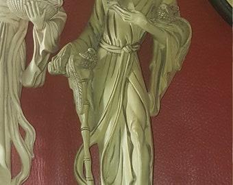 Antique Asian Figurine