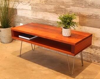 steel hairpin legs etsy. Black Bedroom Furniture Sets. Home Design Ideas