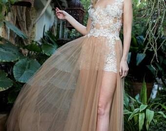 Sexy bride Dress