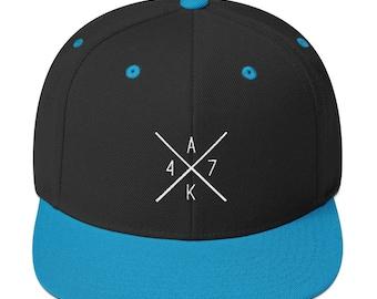 AK47 Snapback Hat