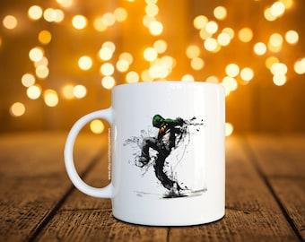 Hip Hop Street Dancer Coffee Mug / Cup