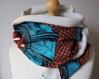 Ankara winter scarf