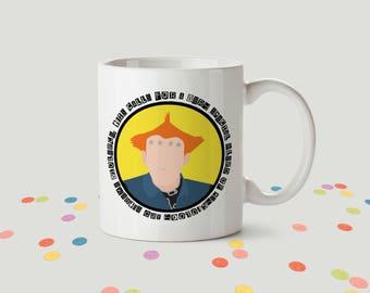 The Young Ones Ceramic Mug