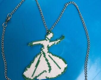 HANDMADE pretty necklace